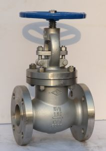 JIS 10K Stainless Steel Globe Valve pictures & photos