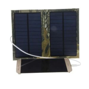 5W Mobile Phone iPad Electric Book Foldable Solar Charger Bag Pack pictures & photos