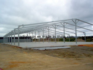 Industrial Steel Structures / Steel Frame/ Painting (JHX-M038) pictures & photos