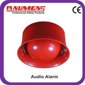 Conventional Audible Alarm, White Body (442-002) pictures & photos