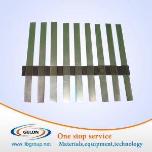 Aluminium Tabs and Nickel Tabs for Lithium Ion Battery Production - Gn-Lib-Tab pictures & photos