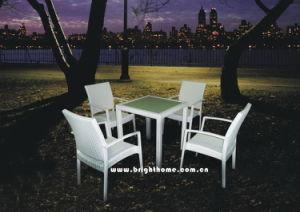 Rattan Furniture/Garden Furniture/Outdoor Furniture-Dining Set pictures & photos