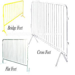 United Kingdom Crowd Control Barrier Pedestrian Fence