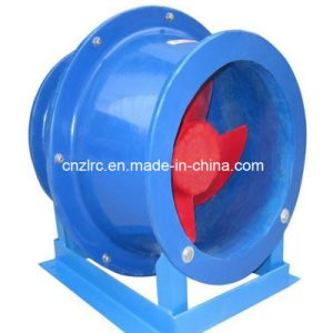 High Quality Fiberglass FRP Axial Ventilation Fans pictures & photos