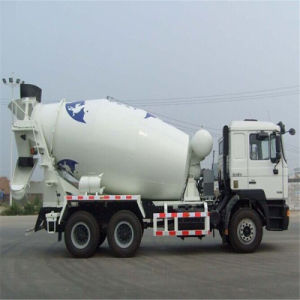 Shantui Concrete Truck (HJC5250GJB) pictures & photos