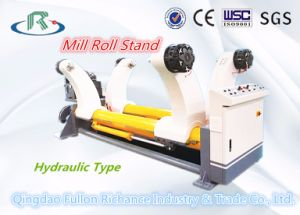 M3 Series Hydraulic Shaftless Mill Roll Stand (Corrugated Production Line) pictures & photos