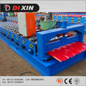 Trapezoid Sheet Roll Forming Machine Made in China pictures & photos