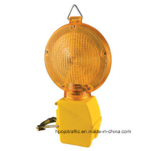 Road Safety Flashing LED Warning Light for Road Barricade Pjwl106