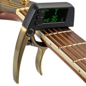 Music Instruments Wholesale Deluxe Guitar Parts Guitar Capo pictures & photos