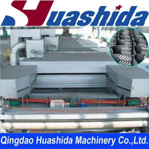 Plastic Geogrid Geotextile Extrusion Line pictures & photos