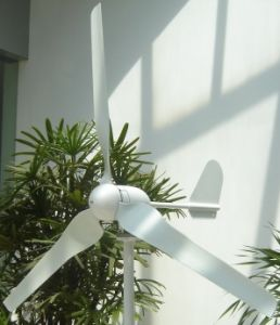 300W 12V Household Wind Power Turbine (SHJ-300M-3) pictures & photos