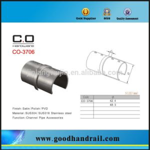 Slot Pipe Fitting/Channel Pipe Fitting. Channel Pipe Connector pictures & photos