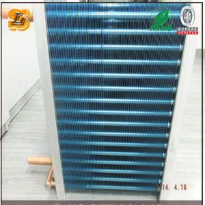 Copper Tube Aluminum Fin Refrigeration Condenser pictures & photos