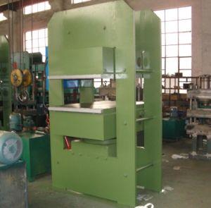 Frame Type Machine Hydraulic Press Vulcanizer pictures & photos