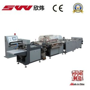 2013 New Book Cover Making Machine (QFM-600A) pictures & photos