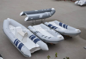 Liya 2m-5m PVC Yacht Inflatable Pontoons Fishing Boat pictures & photos