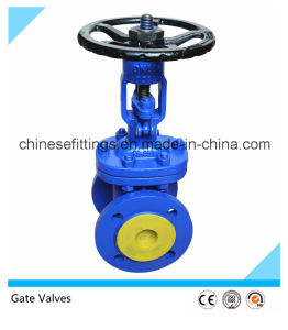 DIN OS&Y Bolt Bonnet Flanged G25 Wedge Gate Valve pictures & photos