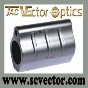 Vector Optics Low Profile Shock Proof 0.75 Inch Aluminum Mini 0.75′′ Gas Block Mount pictures & photos