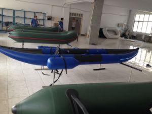 Popular Lightweight PRO Double Sit Ocean Kayak pictures & photos