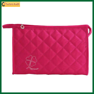 2017 Fashionable Waterproof Polyester Cosmetic Makeup Bag (TP-COB009) pictures & photos