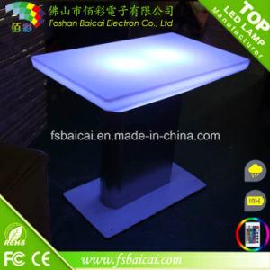 LED Nightclub Cocktail Table
