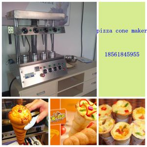 Cone Maker of Pizza Cone Making Machine pictures & photos