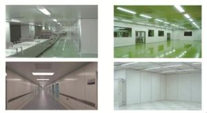 Polyurethane Purification Panels for Clean Room pictures & photos