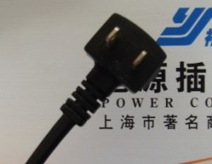 Certificated Power Cord Plug for Japan (YS-57) pictures & photos
