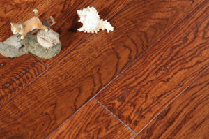 Hot Selling Oak Engineered Wood Flooring 15mm pictures & photos