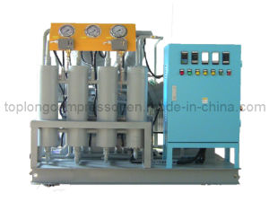 Oil Free Oilless Medical O2 Oxygen Helium Nitrogen Piston Compressor pictures & photos