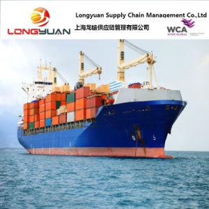 Logistics Service Sea Freight (Shanghai to MONROVIA, Liberia)