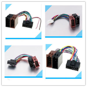 Customized Automotive Radio Wire Harness Stereo Wire Harness pictures & photos