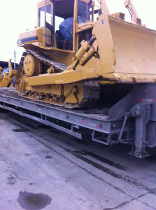 Used Caterpillar D6h Crawler Crabulldozer Sold to Australia pictures & photos