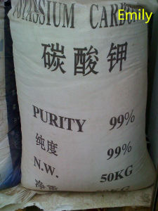 Factory of Potassium Carbonate 99%Min 584-08-7 pictures & photos