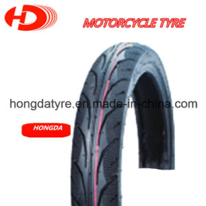 Straight Horizontal Groove Pattern 325-16 Motorcycle Tyre pictures & photos