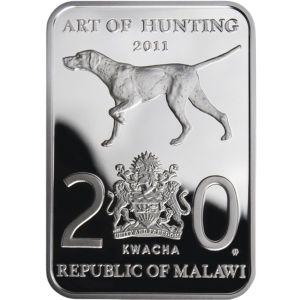 Art of Hunting Silver Bar