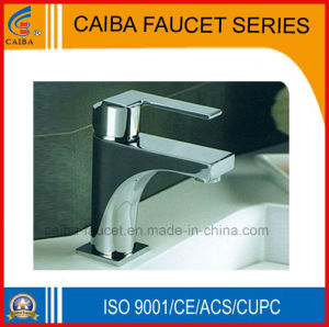 Fashion Chrome Brass Basin Faucet pictures & photos