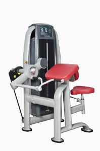 Commercial Fitness Arm Curl/Gym Equipment with SGS/CE pictures & photos