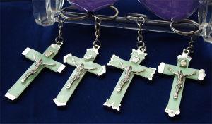 Noctilucent Crucifix Gift Keychain (MX074/MX075/MX076/MX077)