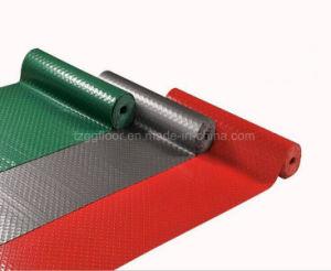 Hot Sale Anti-Slip Roll PVC Floor Bus Flooring Material pictures & photos