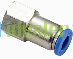 Brass Fitting Pneumatic Fitting with ISO9001: 2008 (PCF1/2-N04)