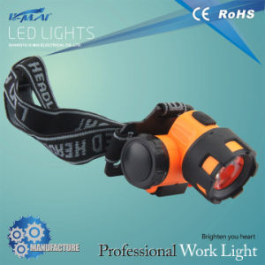 Colorful 1W Super Bright LED Head Light (HL-LA0605)