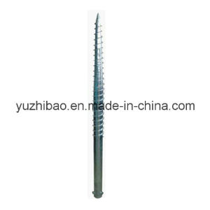 HDG Solar Mounting Ground Anchor, Ground Screw pictures & photos