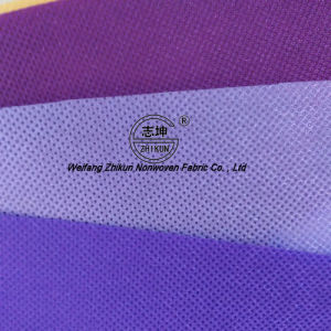 Three Colors PP Nonwoven Fabric for Bag