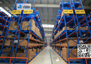 Q235 Steel Industrial Warehouse Storage Heavy Duty Metal Pallet Rack pictures & photos