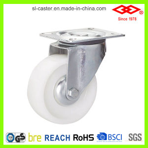 160mm Swivel Locking Industrial Caster Wheel (P102-20D160X40S) pictures & photos