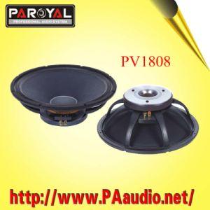 1808 Black Widow Speaker
