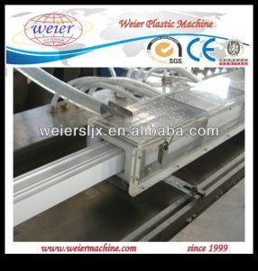 PVC UPVC Profile Door Window Machine (sjsz65/132twin screw extruder) pictures & photos