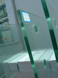 6-15mm Clear /Blue Laminaed Tempered Glass with AS/NZS pictures & photos