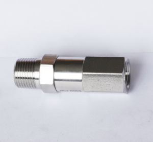 Xmd Stainless Steel One Way No Return Check Valve